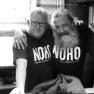 Mitch Jenkins e Alan Moore