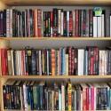 Estante de livros RDM