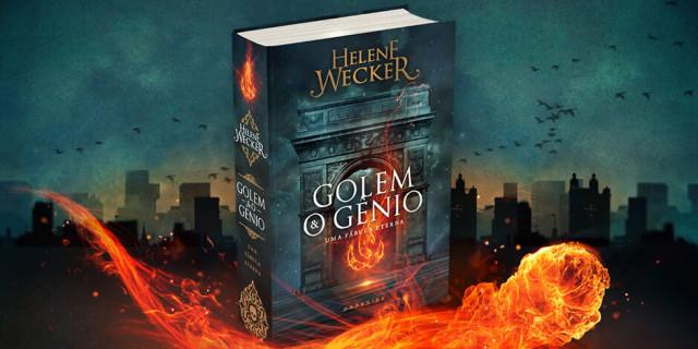 Golem e o Gênio