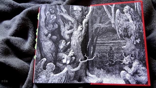 Gustave Dore ilustrações de Paraíso Perdido