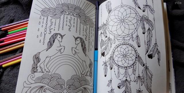 Livro colorir l&pm