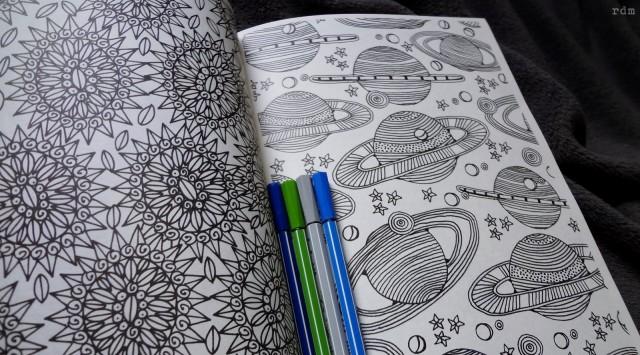Livro de colorir para adultos