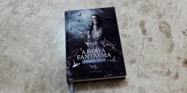 Livro A Noiva Fantasma