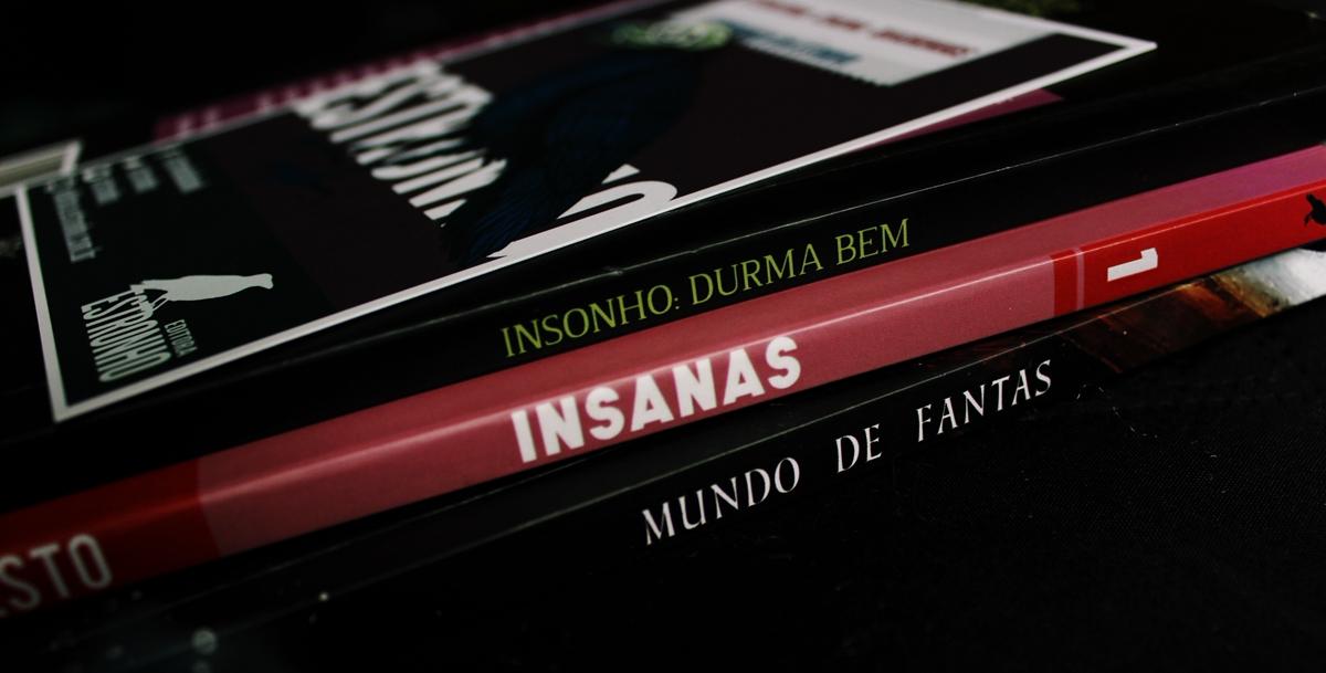 Livros Editora Estronho