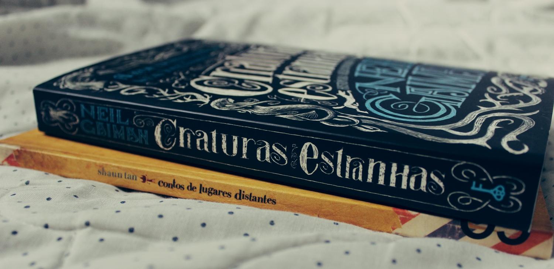 2 livros de contos fantásticos