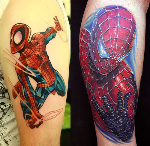 Tattoo marvel 014